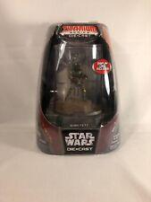 2005 Hasbro Star Wars Bobba Fett Titanium Series Diecast Figure w/ Case
