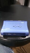 TRENDNET TK-207 USB KVM Switch VGA 2 Port - No Cables - TESTED & WORKING