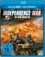 JUDE/LANDI,SAL LANSTON - INDEPENDENCE WAR-SIE SIND WIEDER DA   3D BLU-RAY NEU