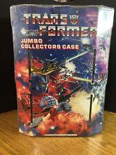 Transformers, Jumbo Collectors Case