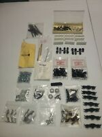 VINTAGE PARTS LOT HO SCALE LOCOMOTIVE coupler plows ATHEARN KADEE PARTS