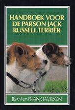 HANDBOEK VOOR DE PARSON JACK RUSSELL TERRIER - J & F Jackson
