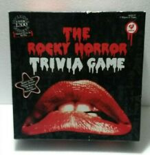 Rocky Horror Picture Show Trivia Game