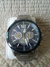 Seiko Solar Jimmie Johnson Special Edition Chronograph Watch