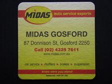 MIDAS AUTO SERVICE EXPERTS 87 DONNISON ST GOSFORD 02 43257611 COASTER