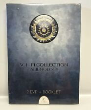 SCI-FI COLLECTION ALIENOLOGY  - 2 DVD, BOOKLET