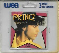 "PRINCE - RARO 3 INCH CD SINGLE "" LET'S GO CRAZY (EXT.VERSION) """