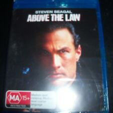 Above the Law : Nico (Steven Seagal) (Australia Region B) BLURAY – New