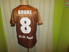FC St.Pauli DoYou Football Jubiläum Wende Trikot 2010/11 + Nr.8 Bruns Gr.M