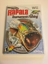 Rapala Tournament Fishing (Nintendo Wii, 2006)
