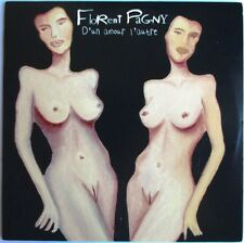 """FLORENT PAGNY - CD SINGLE PROMO """"D'UN AMOUR L'AUTRE"""""""