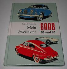 Reparaturanleitung Praxis Handbuch Anleitung Saab 92 + 93 Mein Zweitakter!
