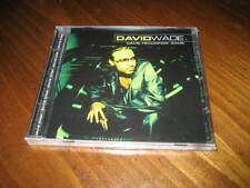 Chicano Rap CD David Wade - Game Recognize Game - FROST Fade Dogg Baby Bash