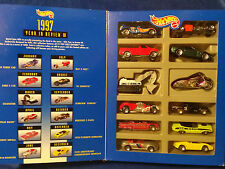 HOT WHEEL1997 YEAR IN REVIEW III HILLS EXCLUSIVE LIMITED FIRST EDITION 1/5000
