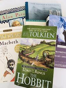 classic literature book lot