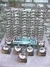 vintage Mid-Century atomic NAGEL candlestick candle holder Quist Nagel era