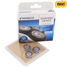 Philips Norelco SH30 Replacement Heads with Shaver Aid Brush