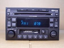 2002 BOSE NISSAN PATHFINDER MAXIMA RADIO 6 CD CHANGER CR040