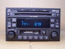 2002 Bose Nissan Pathfinder Maxima Radio 6 Cd Changer Pn-2439N