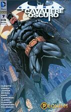 fumetto BATMAN IL CAVALIERE OSCURO editoriale DC COMICS LION numero 7