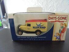 LLEDO DAYS GONE - DG013082 MODEL A FORD VAN - BLUE BIRD