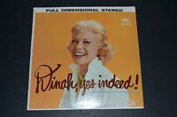 Dinah Shore Yes Indeed! With Orchestra Conducted By Nelson Riddle FAST SHIPPING!
