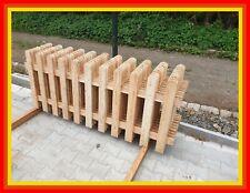 D Zaunlatten 100x9x2 25stk sibirische Lärche A klasse Holzzaun Zaunlatte super