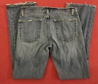 J CREW Bootcut Stretch Blue Jeans Womens Size 30 R