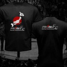 Sakuraba Fedor Takada Rizin Pride FC Fighting Federation Japan Pride MMA T-shirt
