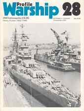 MARINA Warship Profile 28 - USS Indianapolis CA-35 - DVD