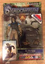 WizKids Heroclix Shadowrun Game Figure G-Dogg