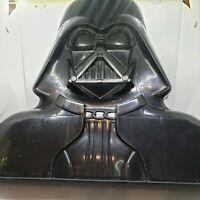 Vintage 1980 Star Wars Darth Vader Case with 5 Random 77-84 Figures - GIFT IDEA!