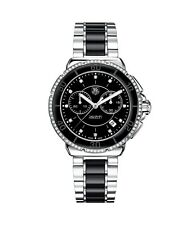 TAG Heuer Formula 1 Chronograph Women's Watch NEW Diamond Diamond-Accented