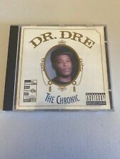 The Chronic [PA] by Dr. Dre (CD, 1992, Interscope Records) Snoop Dogg Death Row