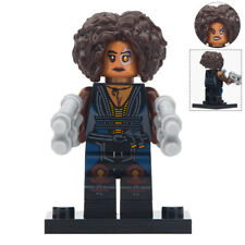 Domino - Deadpool 2 Marvel Universe Lego Moc Minifigure Gift For Kids - Series 2