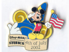 WDW Disney MGM Studios - 4th of July 2002 Celebration (Mickey) flag patriotic
