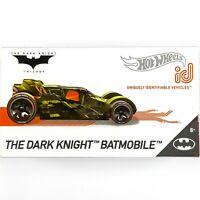 Hot Wheels ID BATMOBILE Batman Dark Knight Tumbler Series 1 Die Cast Car 03/05