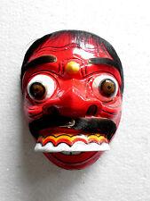 Máscara de madera Wayang Topeng de Bali, NMST163X