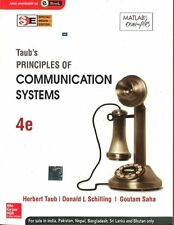 PRINCIPLES OF COMMUNICATION SYSTEMS (SIE) 4TH EDITION by TAUB