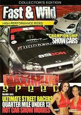 Fast & Wild - Maximum Speed (DVD, 2006)