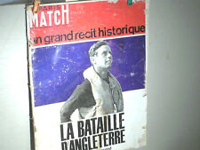 PARIS MATCH 27 06 1964 N°794 COMMEMORATIF BATAILLE D'ANGLETERRE 1940/44