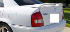 FITS MAZDA PROTEGE 1999-2003 BOLT ON 2-POST REAR TRUNK SPOILER W/LIGHT PAINTED