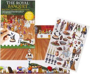 Tudor Royal Banquet Transfer Pack
