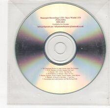 (FE660) The Flashback Project & Angie Brown, split single sampler - DJ CD