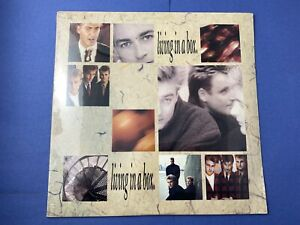 VTG Living in a Box SELF TITLED Debut LP Record 1987 SEALED Shrink MINT Synth