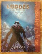 World of Darkness - Werewolf The Forsaken - Lot of 3 books (NM)