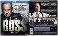 BOSS - Intégrale saison 1 - Blu-ray - Coffret  boitier - 2 Blu-ray - NEUF
