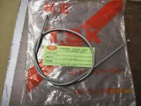 honda C50,C70,C90,silver throttle cable NOS,TSK made in japan , 17910-041-000