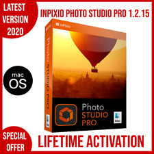 InPixio Photo Studio Pro 1.2.15   For Mac   2020   Lifetime MacOs  FAST DELIVERY