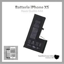 BATTERIE INTERNE NEUVE ORIGINAL POUR APPLE IPHONE XS + ADHESIF